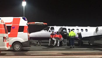 air ambulance flight service Germany