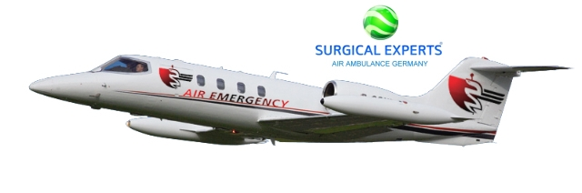 emergency air ambulance service